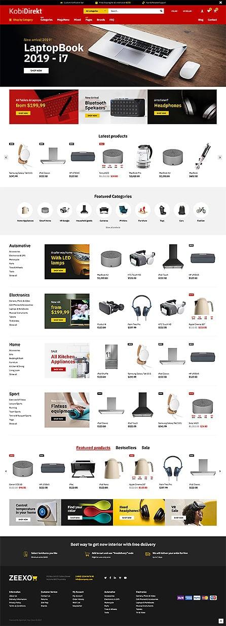 E-ticaret Tema11