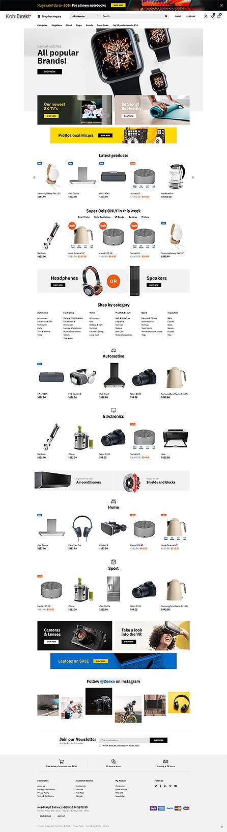E-ticaret Tema53