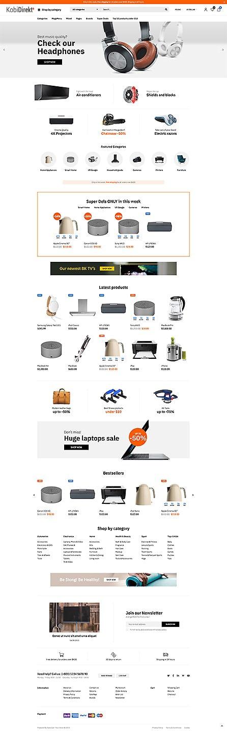 E-ticaret Tema55