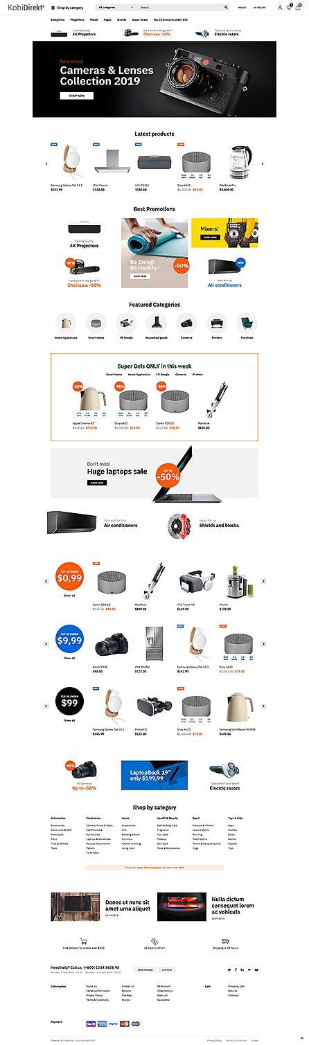 E-ticaret Tema56