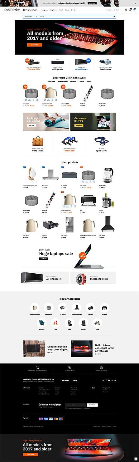 E-ticaret Tema57
