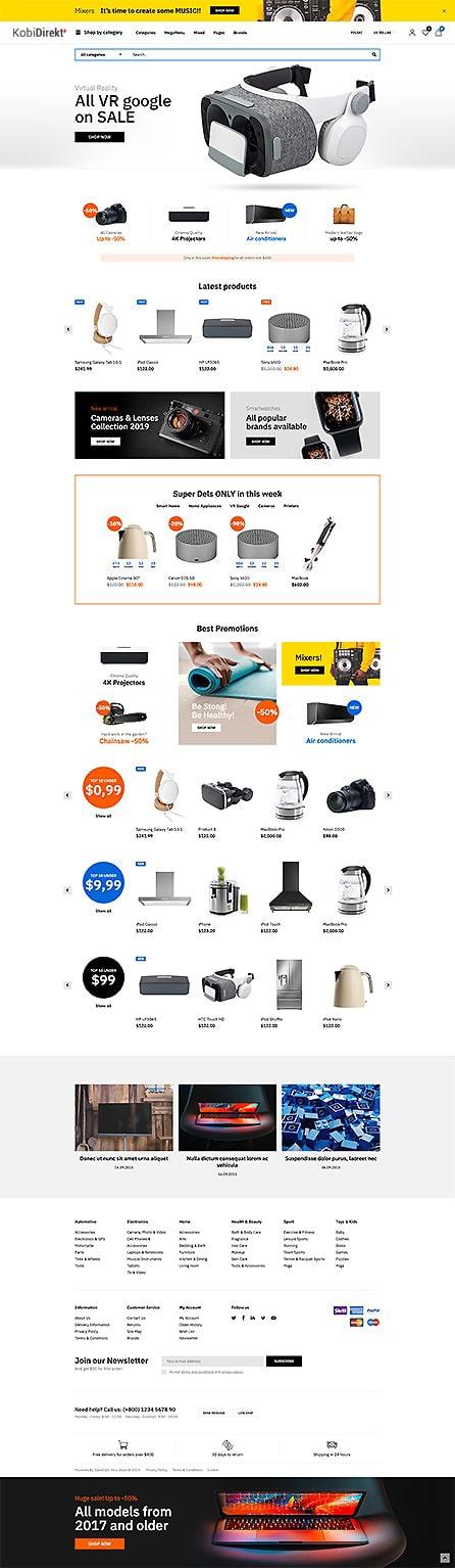 E-ticaret Tema61