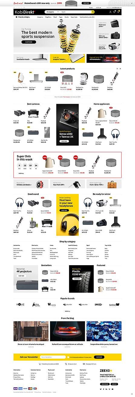 E-ticaret Tema64